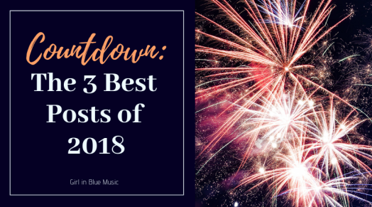 Countdown: The 3 Best Posts of 2018 (1)