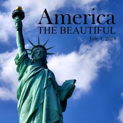 America the Beautiful Piano Sheet Music | Girl in Blue Music